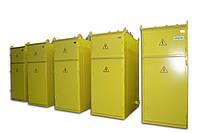 Комплектные распределительные устройства наружной установки (передвижные) серии ЯКНО (ППКЗ) (LE-П)