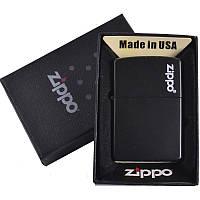 Зажигалка бензиновая Zippo в подарочной упаковке 4732-6 SO