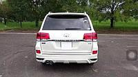 Обвес Toyota Land Cruiser 200 Modellista