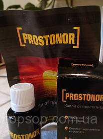 Prostonor- Капли от простатита (Простонор)