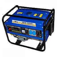 Генератор бензиновый WERK WPG 8000 (6.0-6.5 кВт, бензин, 1 фаза)