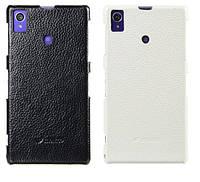 Чехол для Sony Xperia Z1 C6902 - Melkco Snap leather cover