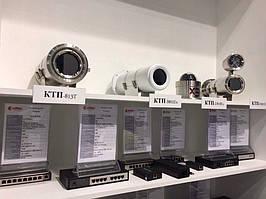 Вибухозахищена камера КТП-B802Ex