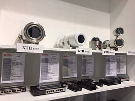 Вибухозахищена камера КТП-D818Ex