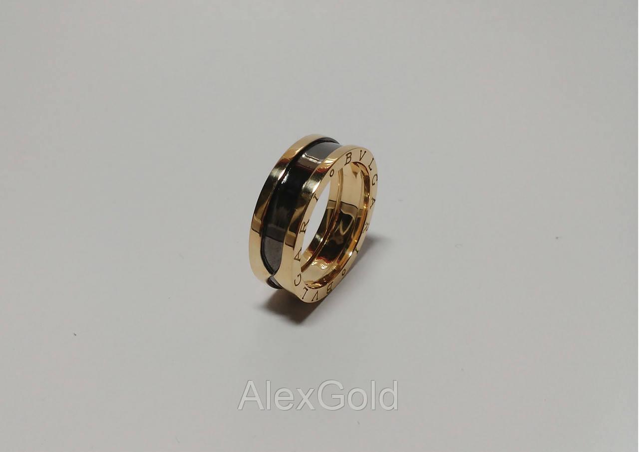 8b0af2967b0 Золотое кольцо мужское Bulgari недорого в Запорожье. золотые кольца ...