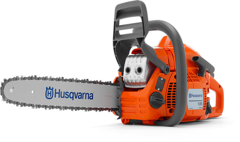 Бензопила Husqvarna 135. Замена на новую модель Husqvarna 135 mark II
