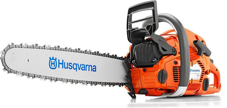 Бензопила Husqvarna 556