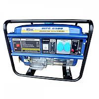 Генератор бензиновый WERK WPG 6500 (5.0-5.5 кВт, 13л.с., бензин, 1 фаза)