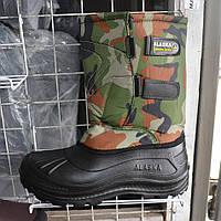 Чоловічі  зимові   чоботи-дутіки