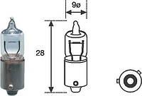 H6W 12 Лампа накаливания (12V H6W)
