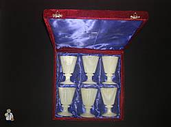 Набор бокалов для мартини на 6 персон