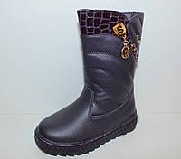Дитячі зимові чоботи на дівчинку тм Тому.м, р. 28,29, фото 1