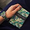 """Обложка для паспорта """"Пальмовые листья"""", фото 3"""