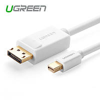 Кабель Ugreen Mini DisplayPort to DisplayPort  Thunderbolt для Macbook