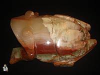Жаба из оникса (21 см.)