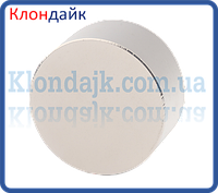 Неодимовый магнит D45*H25