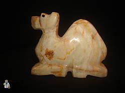 Верблюд из оникса (8 см.)