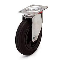 Колеса с поворотным кронштейном и площадкой (12 серия)