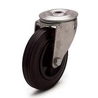 Колеса с поворотным кронштейном и отверстием (12 серия)