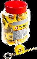 Рулетка TOPEX  1м