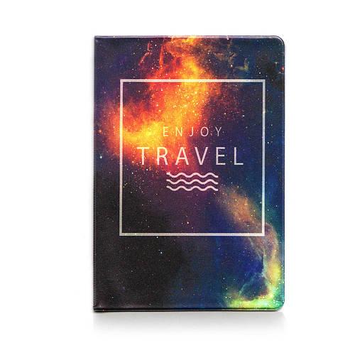 """Обложка для паспорта """"Космос Галактика"""""""