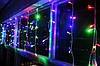 """Светодиодная гирлянда """"Дождь"""" 4м * 0,6м IP65 RGBY"""