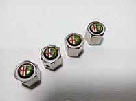 Колпачки на ниппеля Alfa Romeo