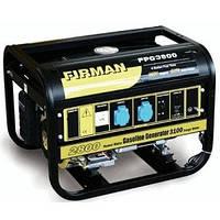Генератор бензиновый FIRMAN FPG 3800 (2.5 кВт, 6.5 л.с., бензин, 1 фаза, стартер)