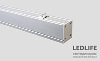 Светодиодный линейный декоративный светильник DECO LD1200-B-36-C-240S
