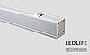 Светодиодный линейный декоративный светильник DECO LD1500-B-54-C-288S
