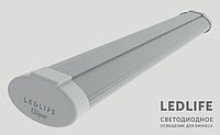Светодиодный светильник из поликарбоната ELLIPSE PL LE3/1500-52-N-240S-P, фото 1