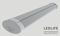 Светодиодный светильник из поликарбоната ELLIPSE PL LE3/1200-30-N-192S-P, фото 1