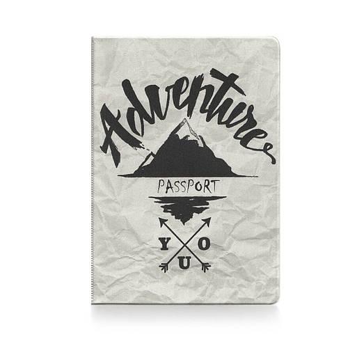 """Обложка для паспорта """"Adventure"""""""