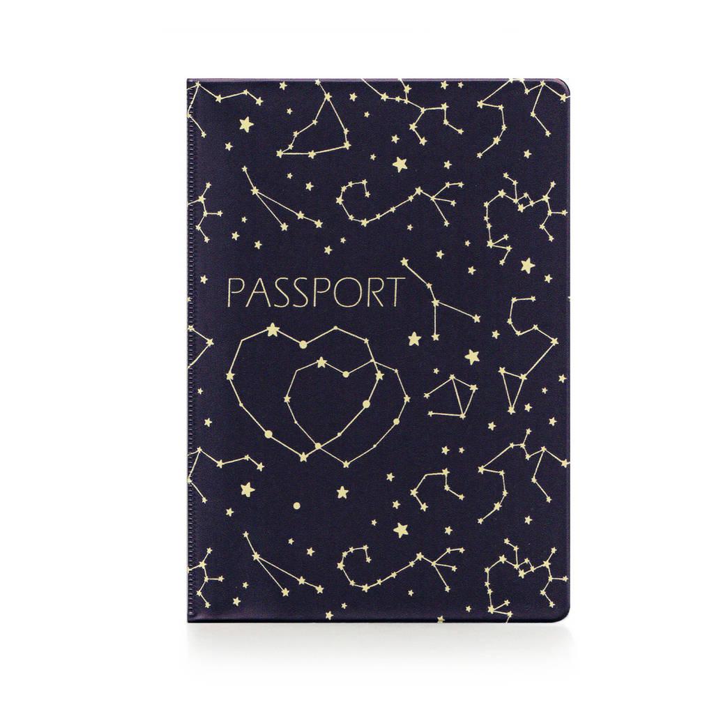 """Обложка для паспорта """"Созвездие"""""""