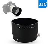 Бленда JJC LH-J61F (Replace Olympus LH-61F) металл, фото 1