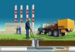 Комплексное обслуживание канализационных сетей предприятий Днепропетровск