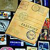 """Обложка для паспорта """"Открытка"""", фото 4"""