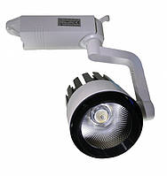 Трековый светильник 30W LED 6500K V2, фото 1