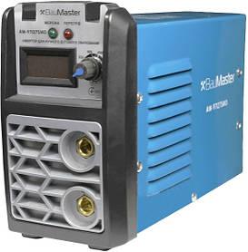Сварочный инвертор AW-97I27SMD IGBT 270А, смарт, дисплей, BauMaster