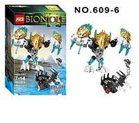 Конструктор KSZ 609 Bionicle (аналог Lego Bionicle) 6 видов