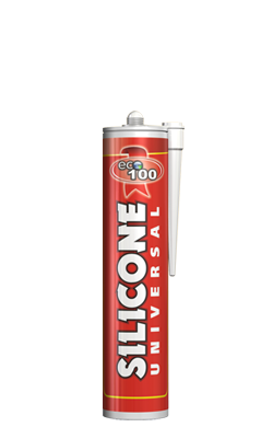 """Герметик силиконовый универсальный """"Eco100"""" прозрачный"""