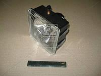 ФГ-308 (1630) Фара МТЗ передняя квадр. с ламп. в пластм. корп. (пр-во Украина)