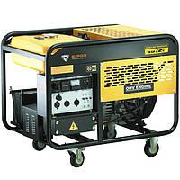 Генератор бензиновый KIPOR KGE 12E (8.5 кВт, 16 л.с., бензин, 1 фаза, стартер)