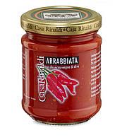 """Соус томатный пикантный """"Аррабьята"""" Casa Rinaldi 190г"""