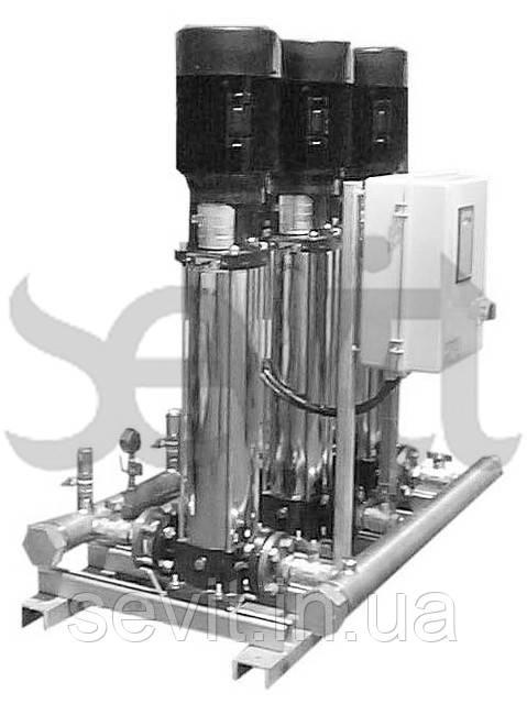 Насосная станция повышения давления Nocchi SENSORMAT SMD30, SMY30