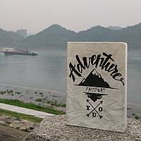 """Обложка для паспорта """"Adventure"""", фото 1"""