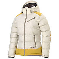 Куртка пуховик Marmot Women's Sling Shot Jacket 75290 10 000 мм - 20 000 мм, MemBrain®, Женский, XS, Зима, Turtle Dove - Yellow Stone (3073)