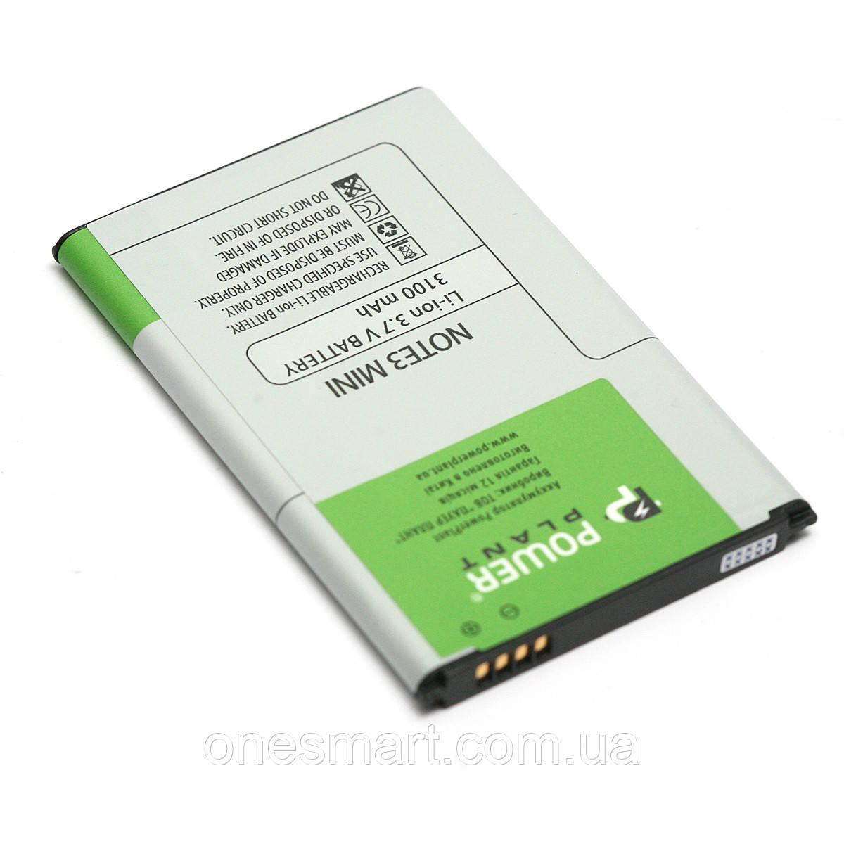 Аккумулятор PowerPlant Samsung Galaxy NOTE 3 mini (BMS1161)                                          - OneSmart в Запорожье