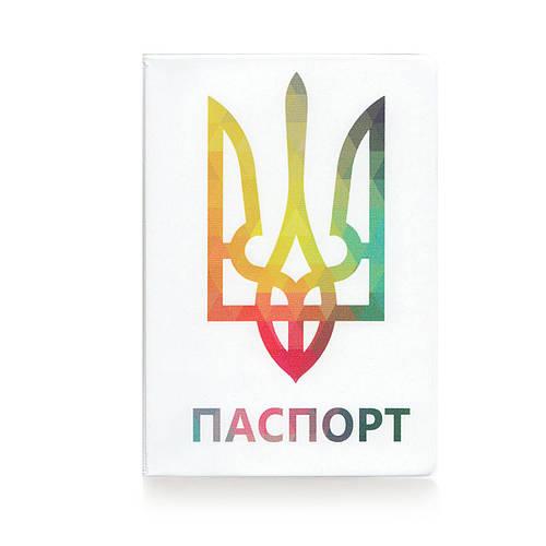 """Обложка для паспорта """"Герб"""""""