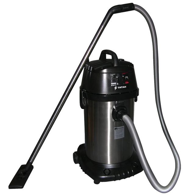 Пылесос промышленный Titan ПП30 (1000 Вт)